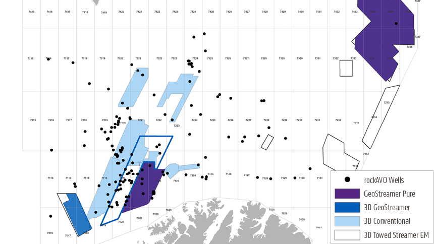 The latest updated rockAVO Atlas for Barents Sea provides interactive rock physics references for 144 wells, including 18 wells drilled since 2018