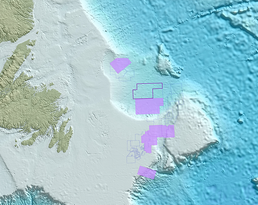 The survey area will be seamlessly merged with the Long Range 3D project acquired in 2017.