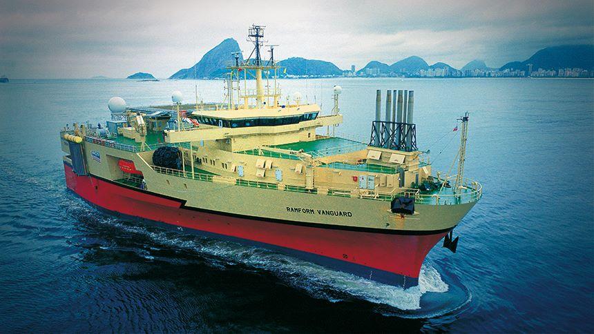 PGS fleet   Seismic vessels   PGS