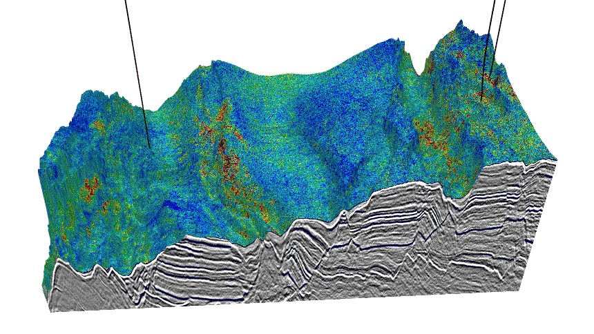PGS GeoStreamer® pre-stack seismic attributes for lead and prospect analysis over the HVG2013 dataset,  Halten Terrace.