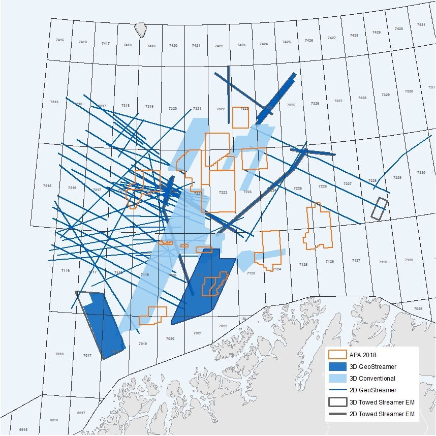 APA Coverage Barents Sea
