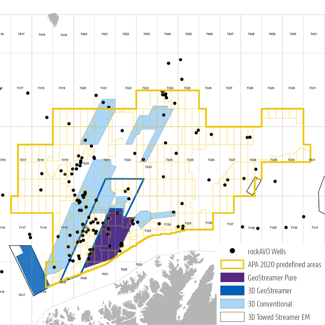 APA 2020 PGS data Barents Sea